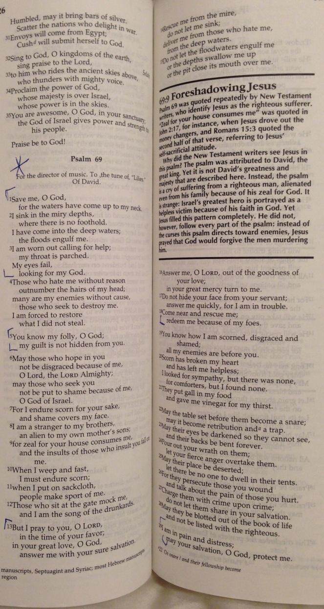 Psalm 69
